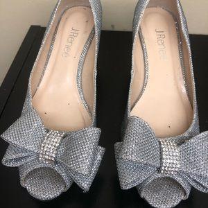 Size 7 sparkled shoe